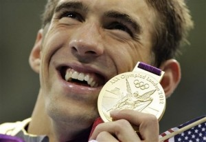 lessons from michael phelps