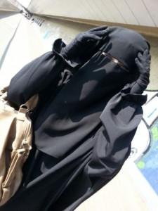 Why Western youths joining ISIS. Samra Kesinovic in Islam clothing
